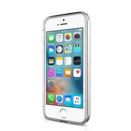 ITSKINS Gel Cover iPhone 5/5S/SE Gennemsigtigt