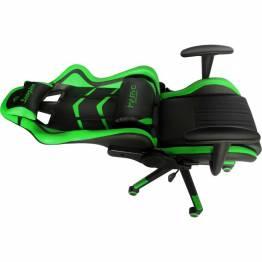 Marvo Gaming stol CH107 sort/grøn