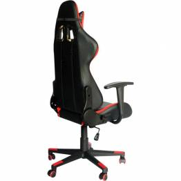 Image of   Marvo Gaming stol CH109 sort/rød