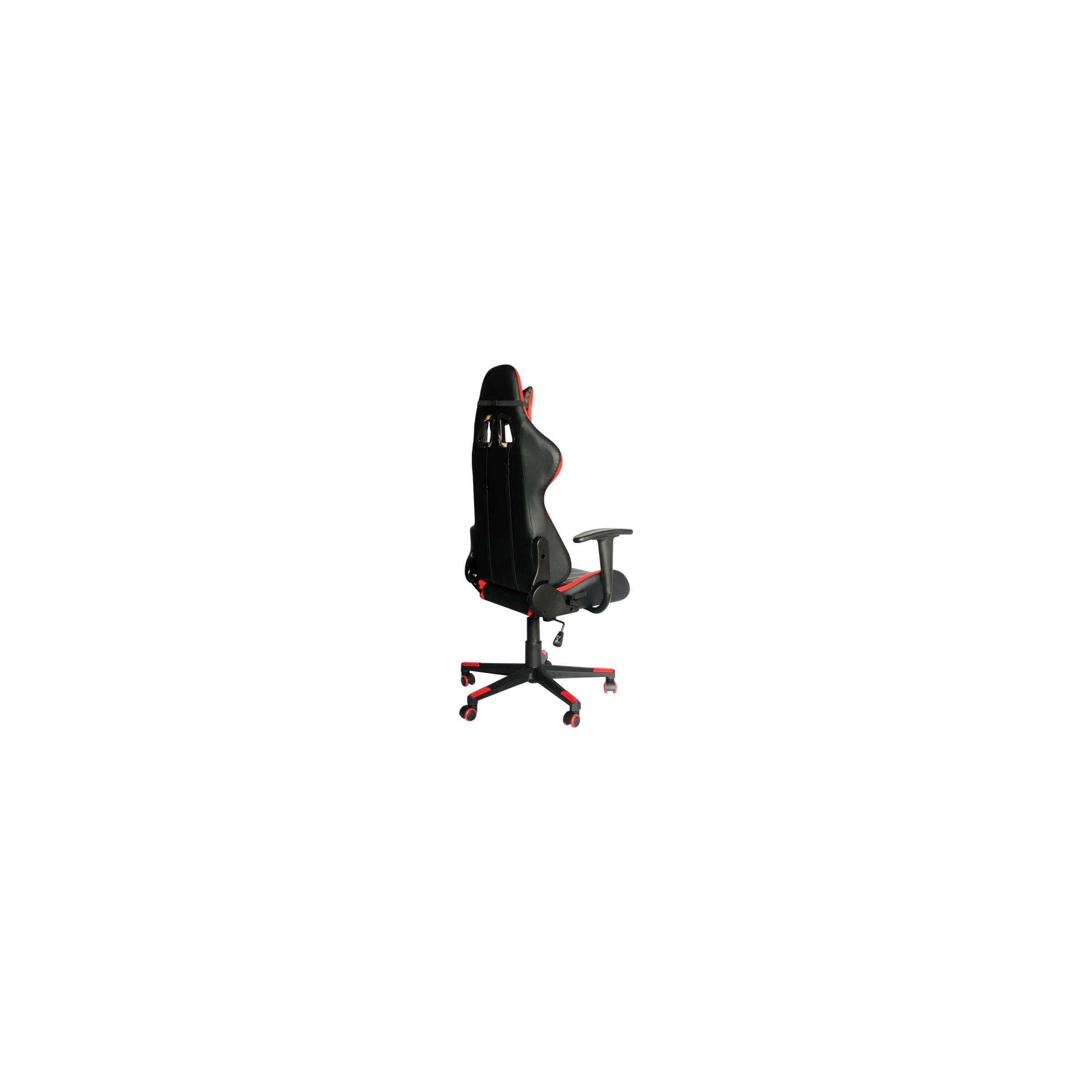 Marvo gaming stol ch109 sort/rød fra scorpion by marvo fra mackabler.dk