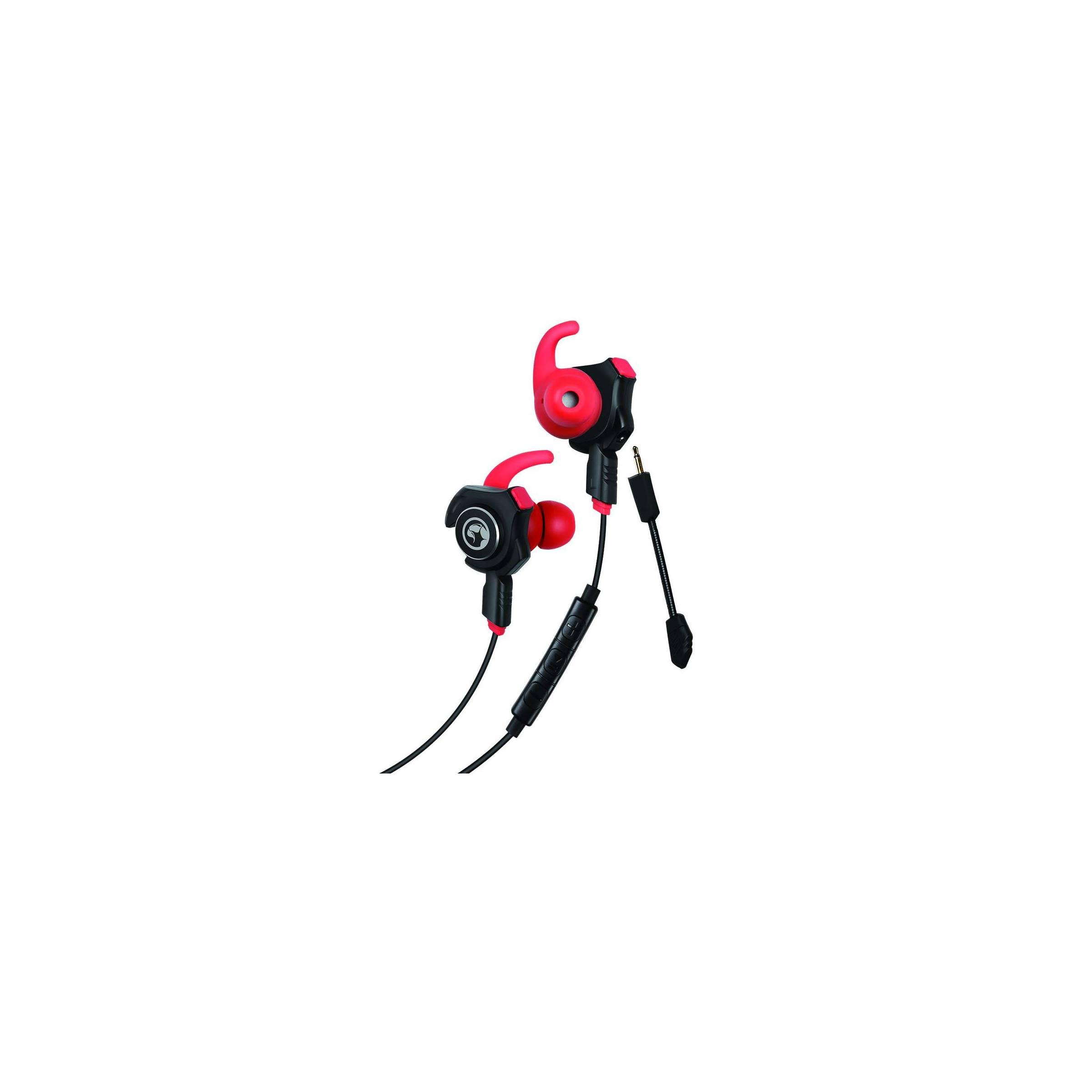 scorpion by marvo Marvo in-ear gaming headset gp001 på mackabler.dk