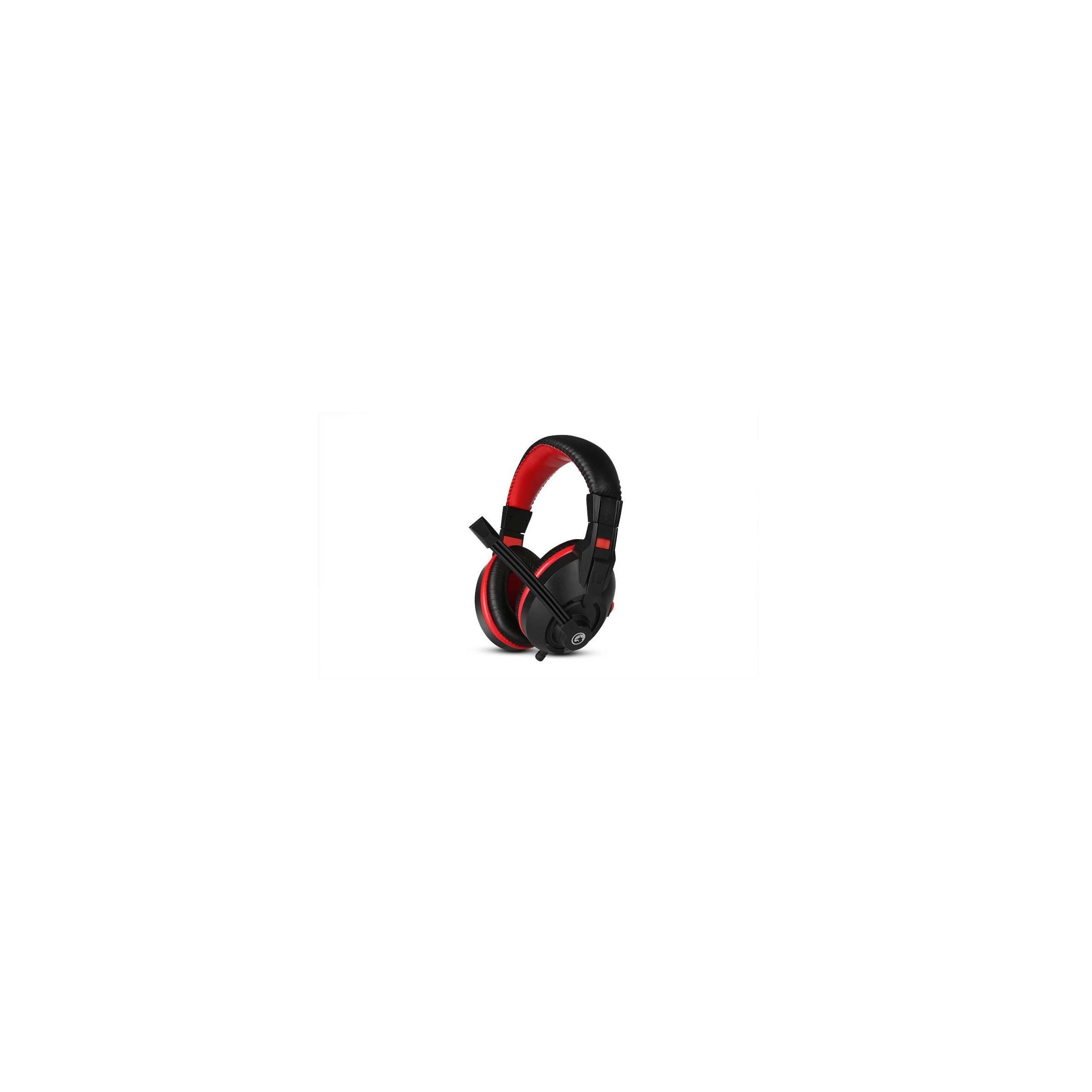 Marvo gaming headset h8321 fra scorpion by marvo fra mackabler.dk