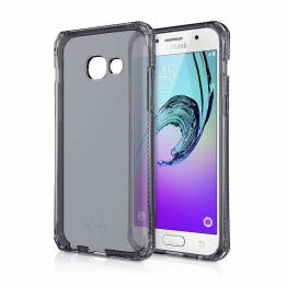 ITSKINS Cover til Samsung Galaxy A3 2016 Gennemsigtigt sort