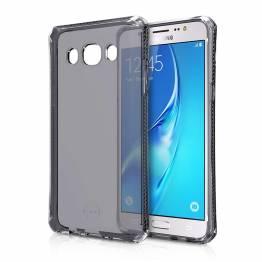 ITSKINS Cover til Samsung Galaxy J5 2016 Gennemsigtigt sort