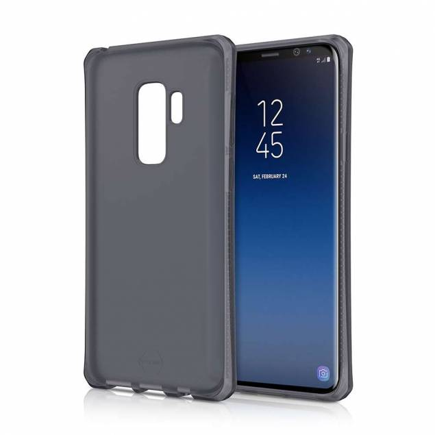 Spectrum Frost Galaxy S9+ COVER fra ITSKINS - Spectrum Frost cover fra ITSKINS dtil Samsung Salaxy S9 plus.