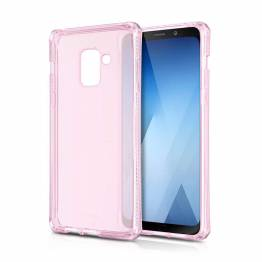 ITSKINS Cover til Samsung Galaxy A8 Gennemsigtigt Pink