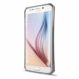 ITSKINS Cover til Samsung Galaxy S6 Edge Plus Gennemsigtigt sort