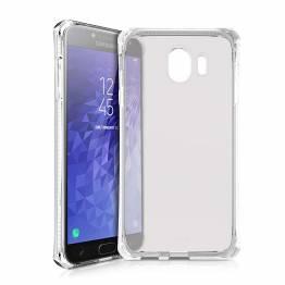 ITSKINS Cover til Samsung Galaxy J4+ Gennemsigtigt