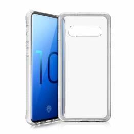ITSKINS Cover til Samsung Galaxy S10 Gennemsigtigt