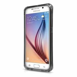 ITSKINS Cover til Samsung Galaxy S7 Gennemsigtigt sort