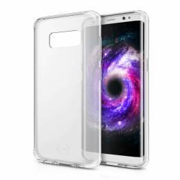 ITSKINS Gel Cover Samsung Galaxy S8 Gennemsigtigt