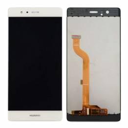 Image of   Huawei P9 Original hvid skærm