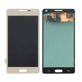 Samsung A5 2015 skærm guld. Original