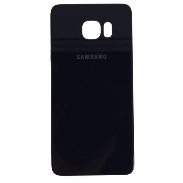 Samsung Galaxy S6 Bagplade sort - Samsung Galaxy S6 Bagplade sort. OEM Original.Med en bagplade som denne til Samsung Galaxy S6 kan du hurtigt skifte den originale bagplade ud hvis der skulle være noget galt med den.