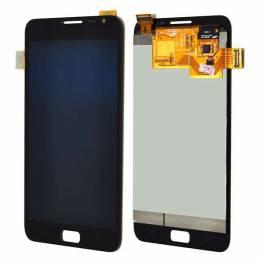 Image of   Samsung Galaxy Note 8 skærm sort. Original