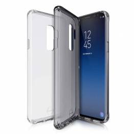 Image of   ITSKINS 2 Pack Gel Cover Samsung Galaxy S9 Gennemsigtigt sort