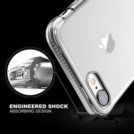 ITSKINS 2 Pack Gel Cover Samsung Galaxy S9 Gennemsigtigt sort