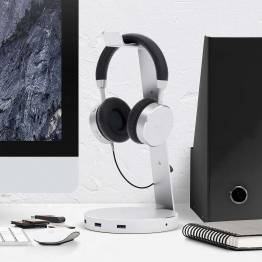 Satechi Aluminium USB 3.0 Headphone Stand