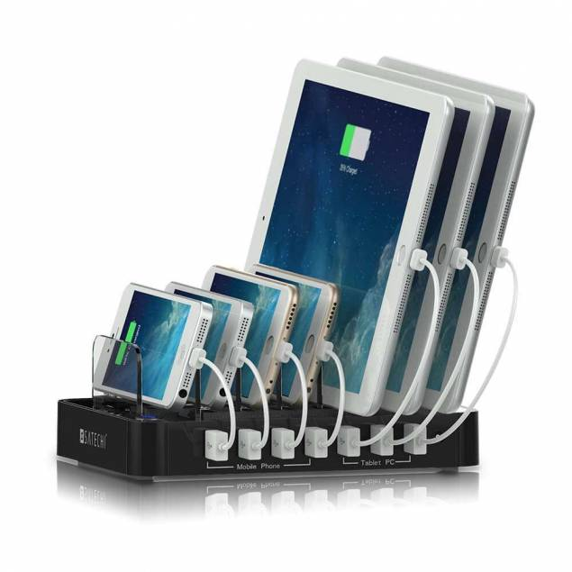 Satechi 7-Port USB Charging Station Dock