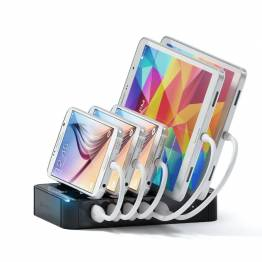 Satechi 5-Port USB Charging Station Dock - Reduces clutter everywhere!