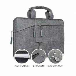 "Satechi Water-resistant Laptop Carrying cover with pockets 13"" and 15"" 15"""