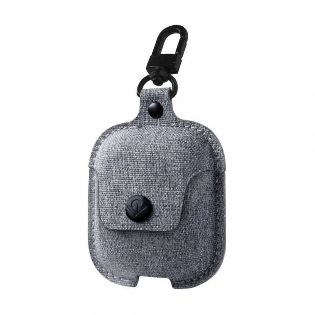 Twelve South AirSnap Twill - Cover til Apple AirPods