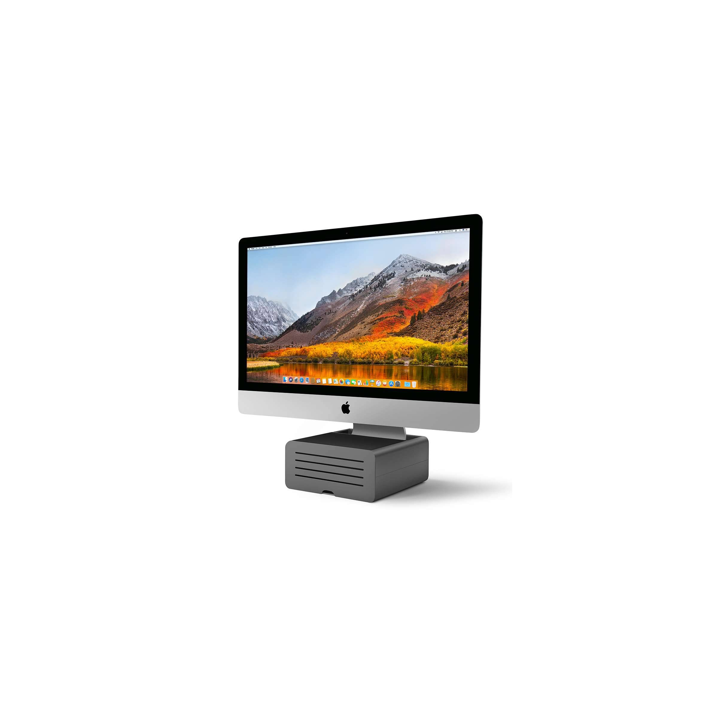 twelve south Twelve south hirise pro til imac or display - an uplifting experience fra mackabler.dk