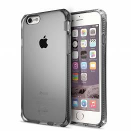 ITSKINS Cover til iPhone 5/5S/SE Gennemsigtigt sort