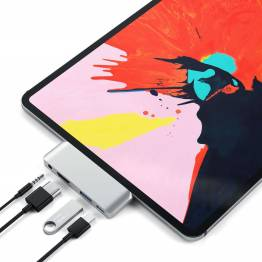 Satechi USB-C Mobile Pro Hub - the perfect companion to your new iPad Pro