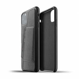 Mujjo Full læder Wallet cover for iPhone 11 Pro Max
