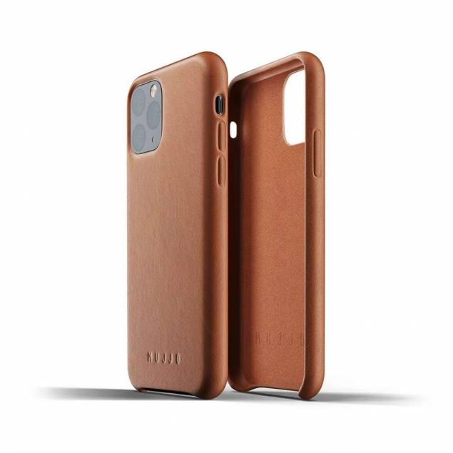 Mujjo læder cover til iPhone 11 Pro