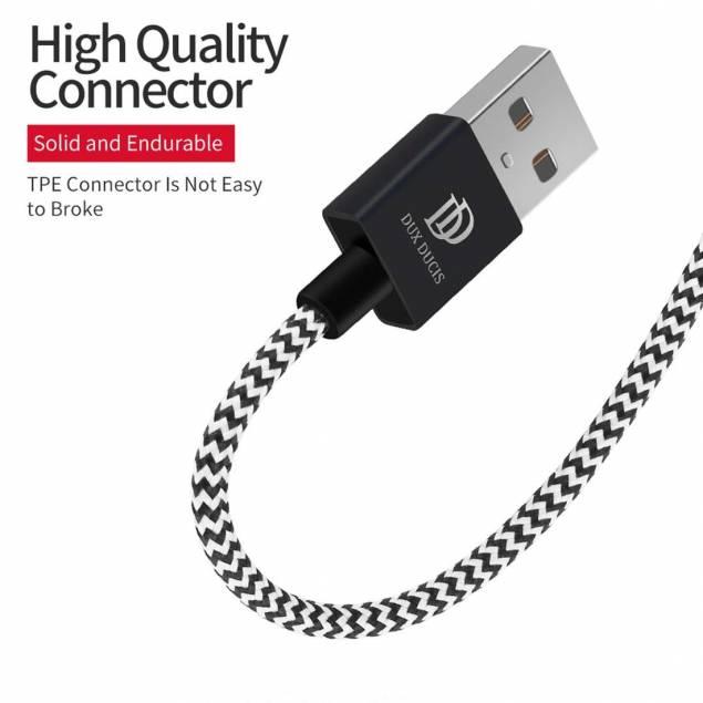 6 ports USB oplader med 6x 25cm lightning kabler - AP5-Pack - 5da8336c3c5ae - En oplader med de Kabler der passer til.