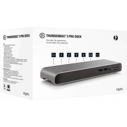 Elgato Thunderbolt Dock 3 Dockingstation