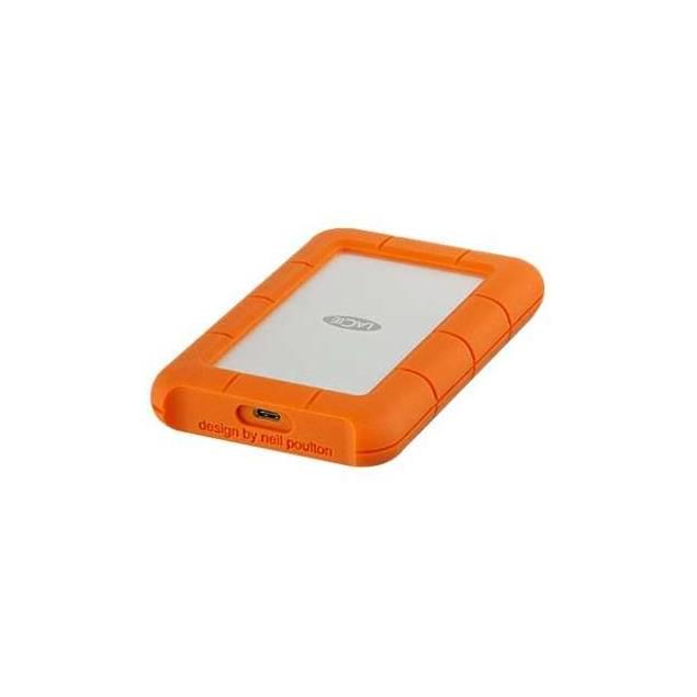 LaCie Rugged Mini Harddisk USB 3.0