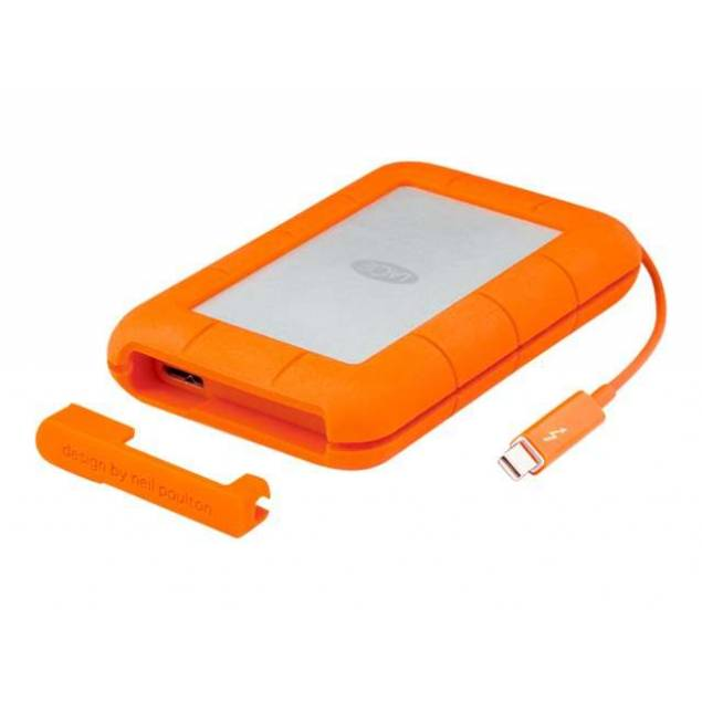 LaCie Rugged Mini SSD Thunderbolt 3