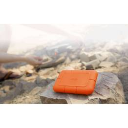 LaCie Rugged Mini Harddisk USB 3.0