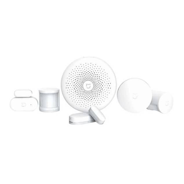 Smart home starter kit af Xiaomi