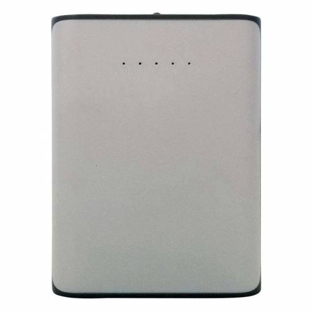 Sinox iMedia PowerBank på 10400 mAh i hvid