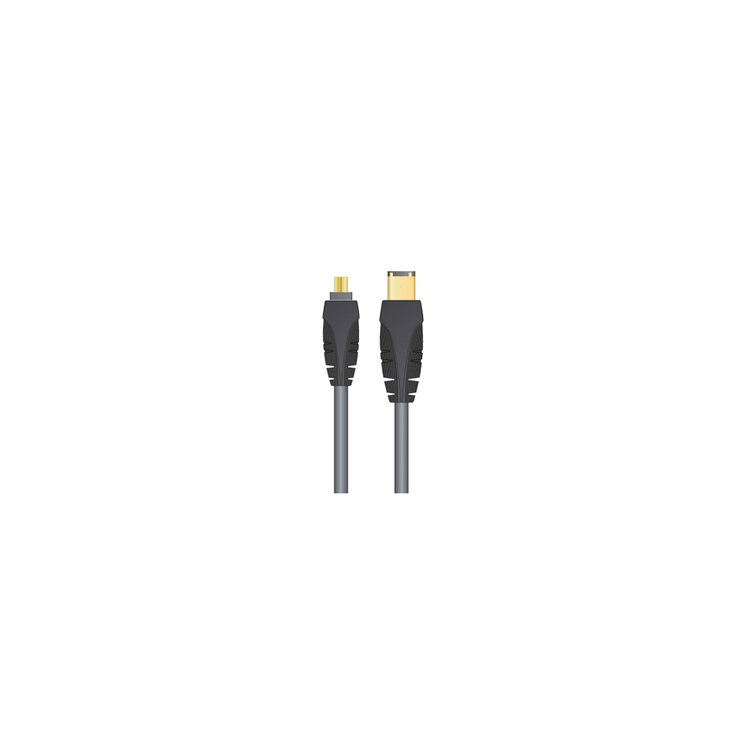 connectech by sinox – Firewire 4pin til 6pin sinox på mackabler.dk