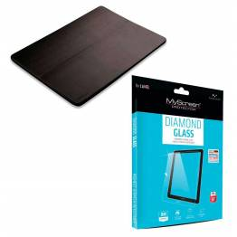 "Xlevel FIB iPad Pro 9,7"" cover og MyScreen beskyttelsesglas"