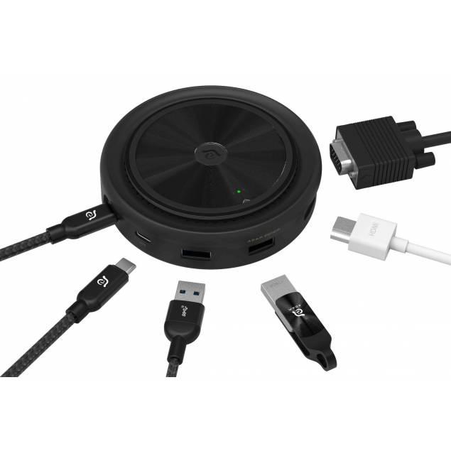 Adam Elements Casa USB-C Hub 6 i 1