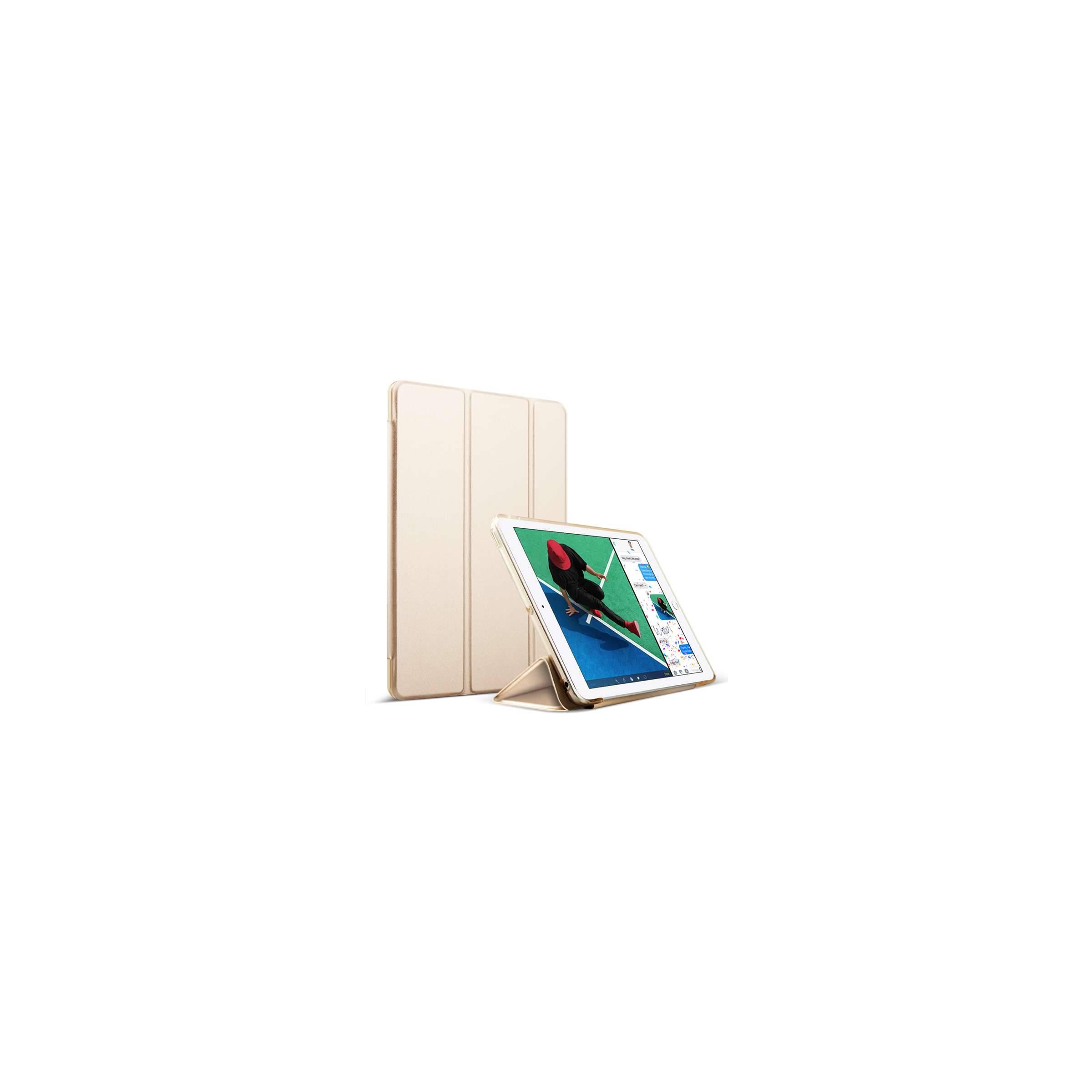 kina oem Ipad mini 5 silikone cover med bagside farve guld på mackabler.dk