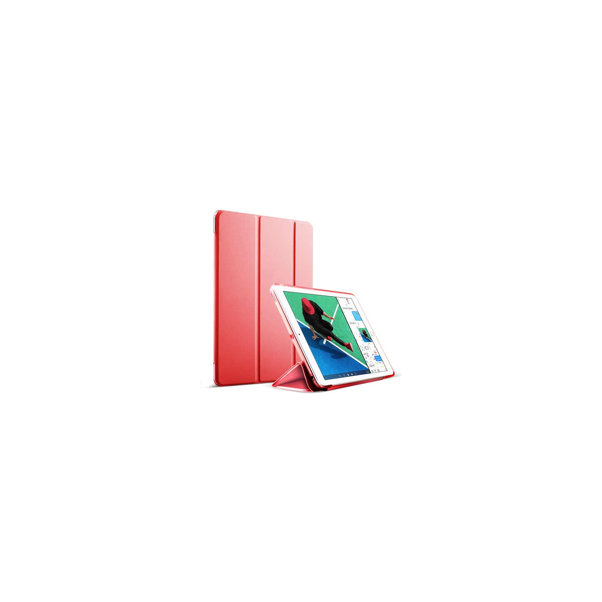 kina oem – Ipad mini 5 silikone cover med bagside farve rød på mackabler.dk