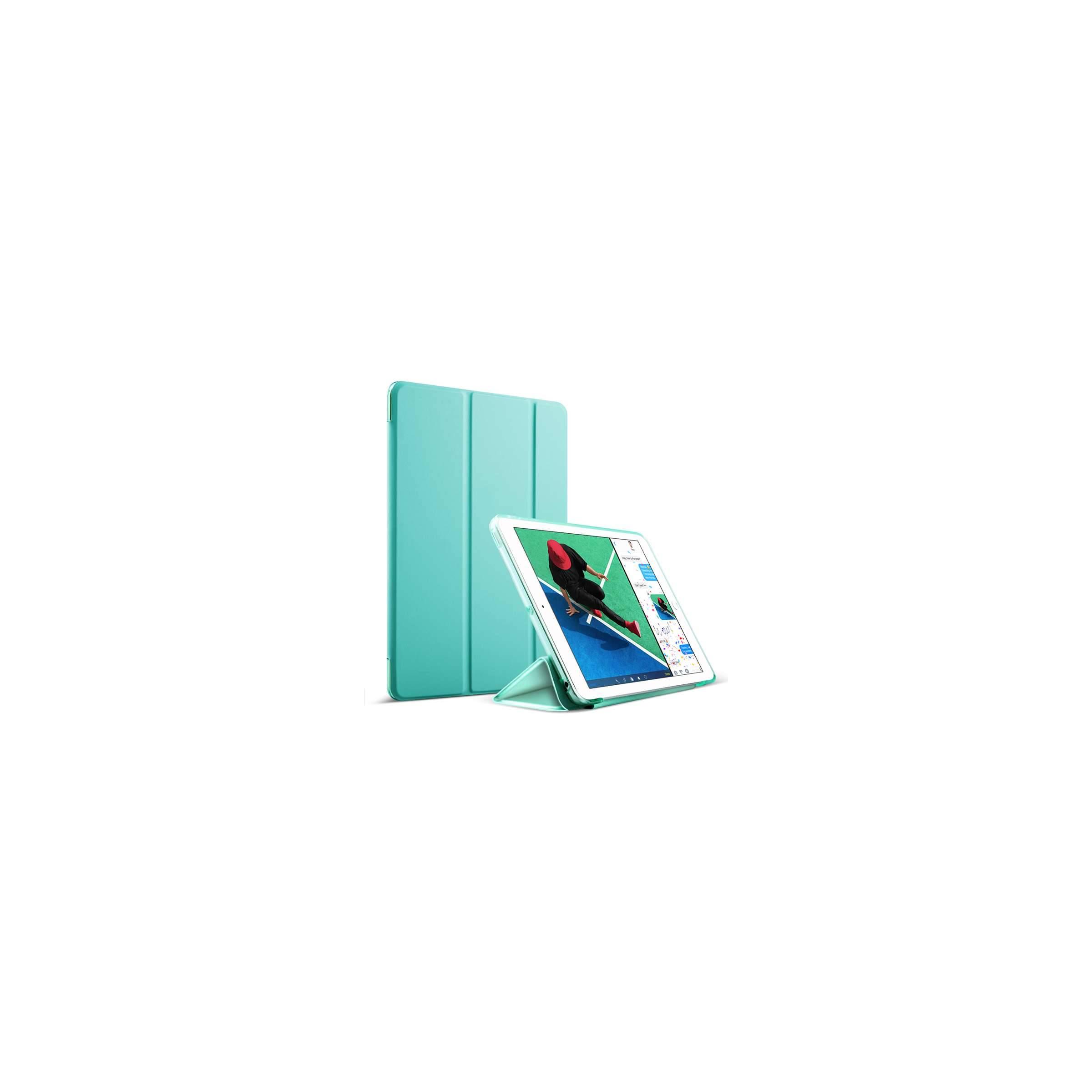 """Ipad pro 10,5""""/air 3 silikone cover farve grøn fra kina oem fra mackabler.dk"""