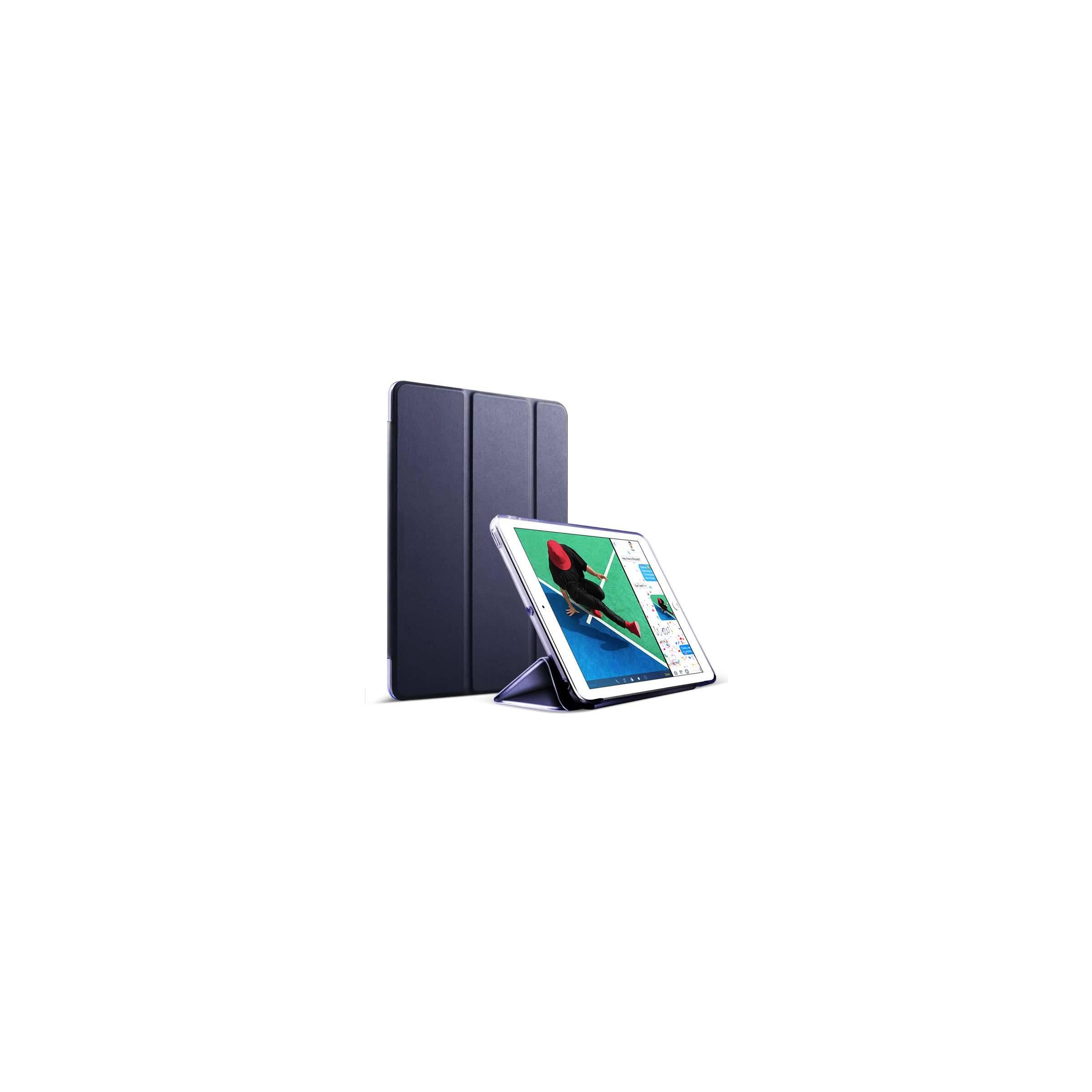 """Ipad pro 10,5""""/air 3 silikone cover farve blå fra kina oem på mackabler.dk"""