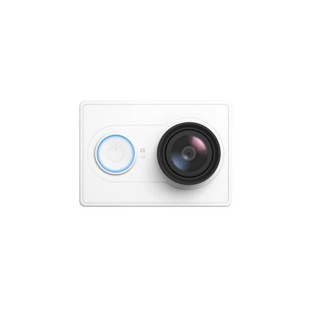 yi Action Kamera - Dette er et Billigt Action cam, men det betyder ikke det er dårligt, det er en billig udgave af et Gopro, faktisk koster den næsten 1/3 del af et gopro der kan det samme men det spare ikke på funktionerne. yi Action Kameraet kommer med en 16Megapixel sens