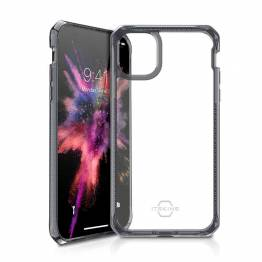 HYBRID CLEAR cover ITSkins til iPhone 11