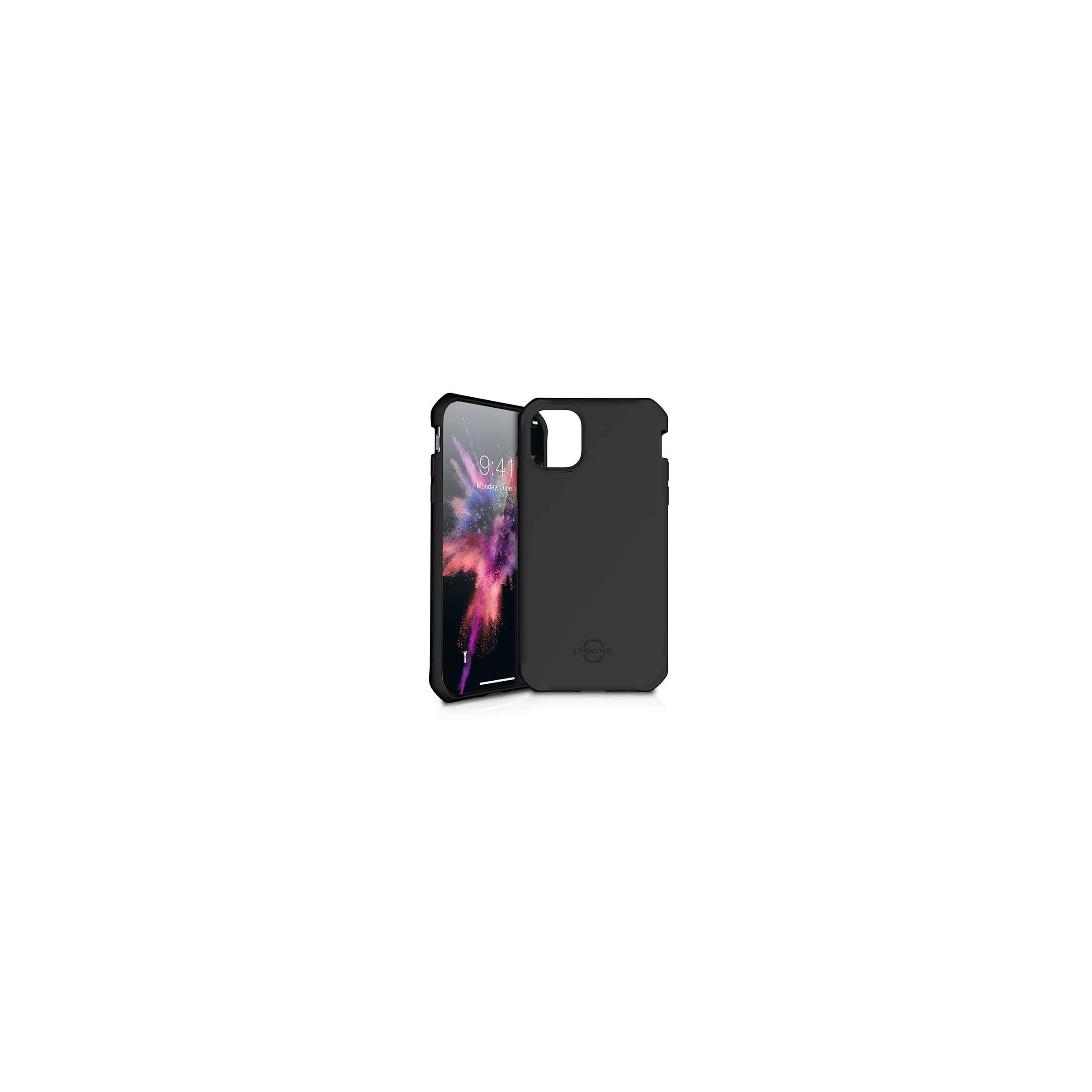 Itskins gel cover til iphone 11 pro sort fra itskins fra mackabler.dk