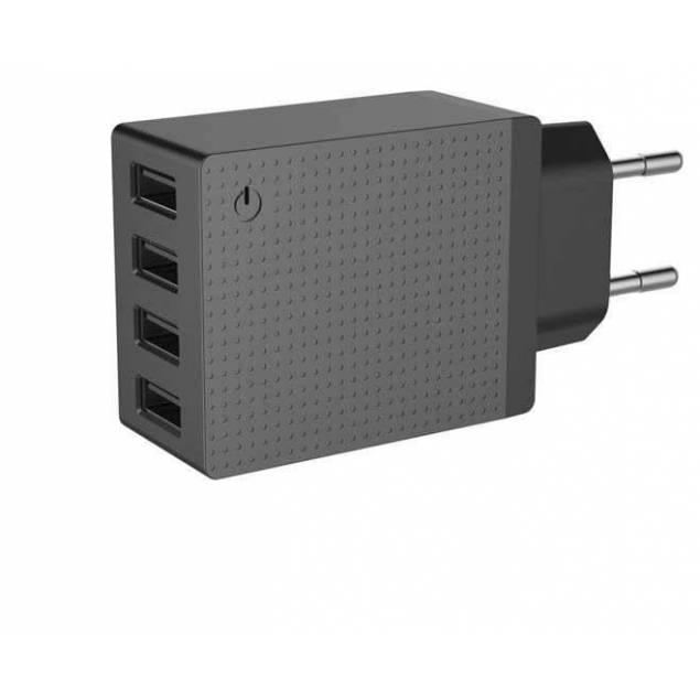 Havit H18 4ports USB oplader 12W