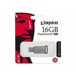 Kingston DataTraveler 50 hukommelses USB stik
